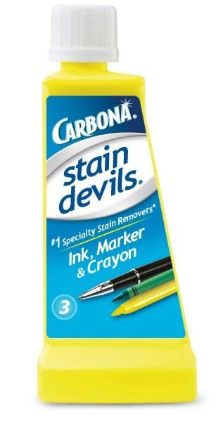 Ink Stain Remover, Removes Various Types Of Inks, Pens, Permanent Markers And Copier Toner Stains - 32 Oz