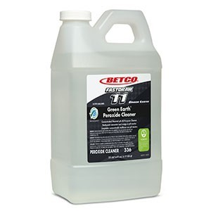 Green Earth Daily Peroxide Cleaner, Fastdraw, Betco - 2 Liter - 4/Case - GREEN