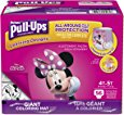 Huggies Pull-Ups Training Pants, Girls 4T - 5T - 18/Pkg - 1001955