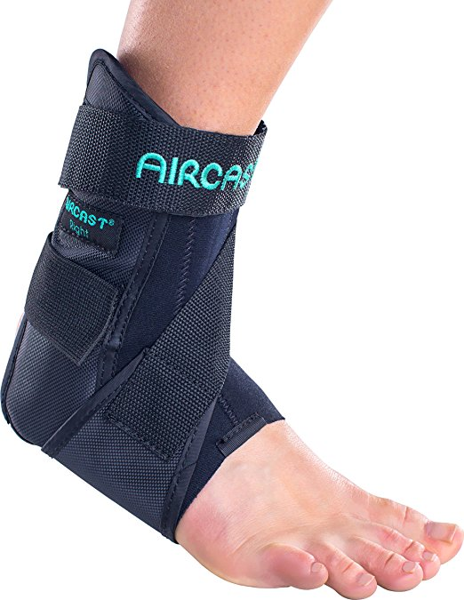 Ankle Support, Velcro Closure, Large, Right - 41470