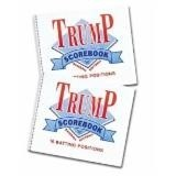 Trump Softball Scorebook, 11 Position, 31 Game, Big Book Classic, MG-TRUMP-SBBIG - Each