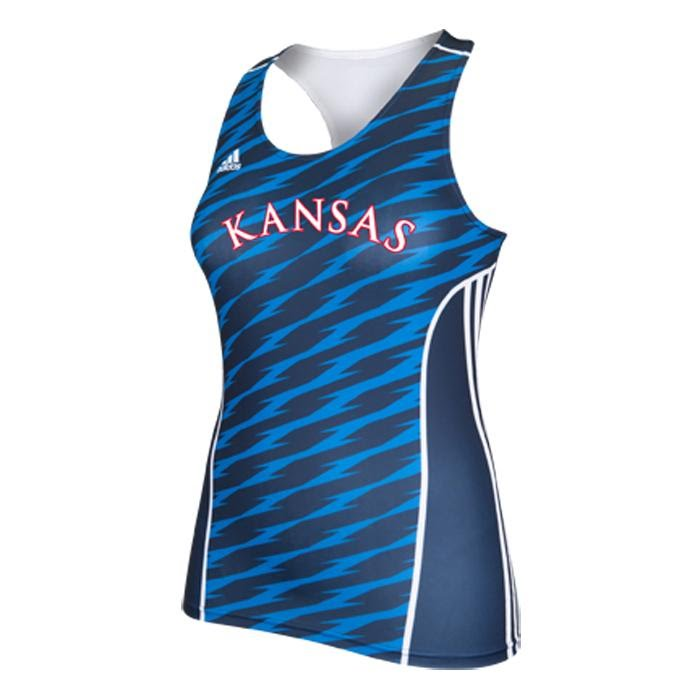 Adidas Track Shimmel, Women's Team TF - Custom Screen Print Across Chest, Will Specify Color - Small - Each