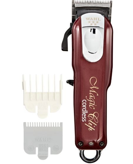 Clipper - WAHL Magic Clip, with Guards
