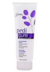 Foot Cream - Gena Pedi Cure, 8 oz each