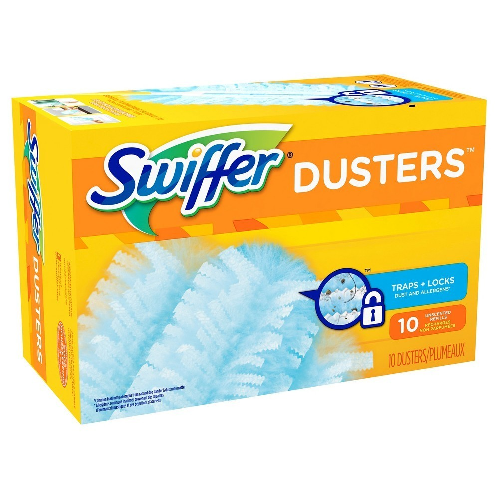 Swiffer Dusters, Refill, P&G 41767 - 10/Box