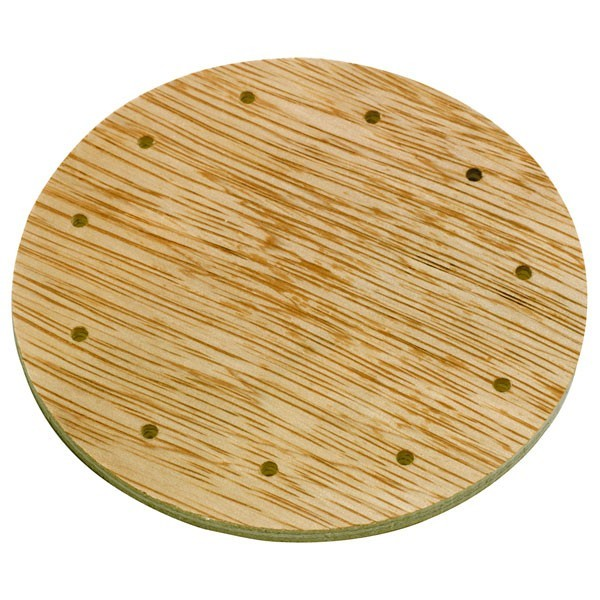 "3"" Round Basket Base - 0500109"