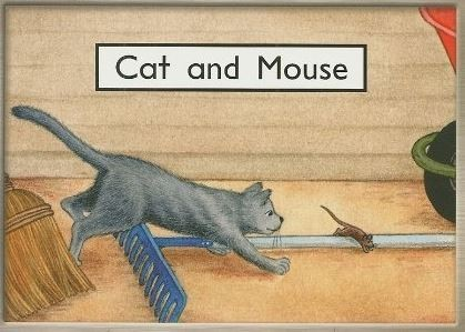 Cat and Mouse (Level B), Houghton Mifflin Harcourt978-1-418-90411-1