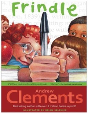 Frindle by Andrew Clements (paperback 6 pack) Perfection Learning-55865