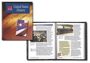 AGS US History Curriculum Class Set- Wieser Educational mm8146EB
