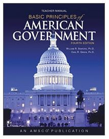 Perfection Learning - Basic Principles of American Government, Teacher Package 04084