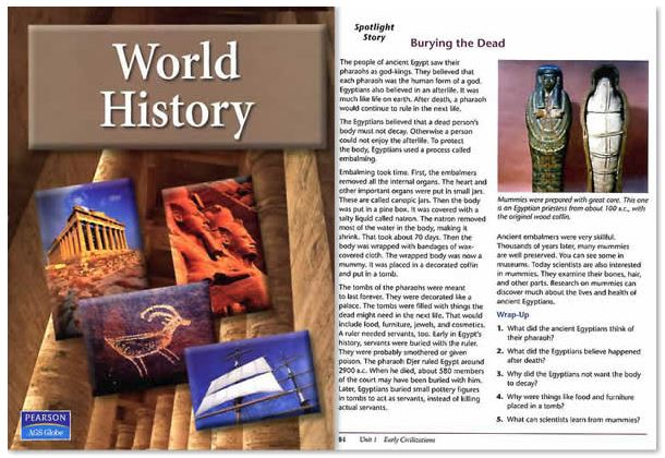 World History Teacher Edition, Wraparound - Wieser Educational mm8312EB