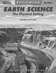 Reviewing Earth Science: The Physical Setting, Perfection Learning, Amsco Publications -1344201