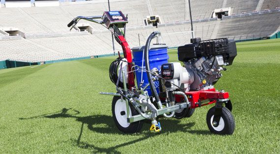 Brite Striper 3000, Pioneer BS3000, Field Marking Paint Machine