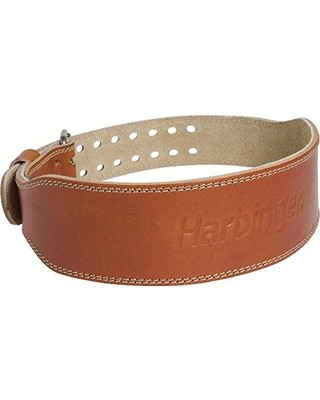 "6"" Leather Lifting Belt, X-large Fits 32 - 46"" Waist"