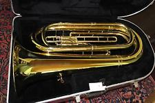 Tuba, Conn Selmer King, 4 Valve with Case - 2341W