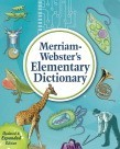 Merriam Webster's Elementary Dictionary Grades 3-5, Hardcover - MER6763