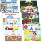 Creative Teaching Press Learn to Read, Variety Pack, Level B - C - 12/Set