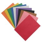 9 X 12 Construction Paper, 100 Sheets/Pkg - Assorted Colors