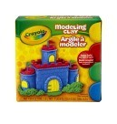 Crayola Model Magic Dough, Non-Toxic, 1/4 Pound,  Red, Yellow, Blue, Green - 4/Set - CYO570300