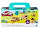 Play-Doh, Assorted Colors - 20/Pkg