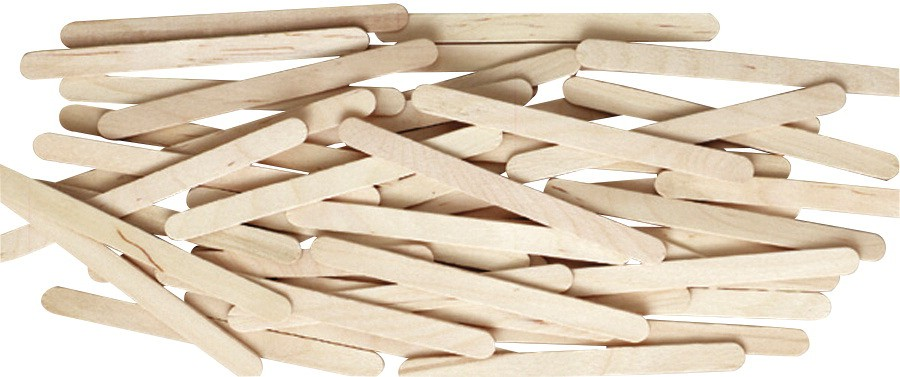 Craft Sticks - 1000/Box