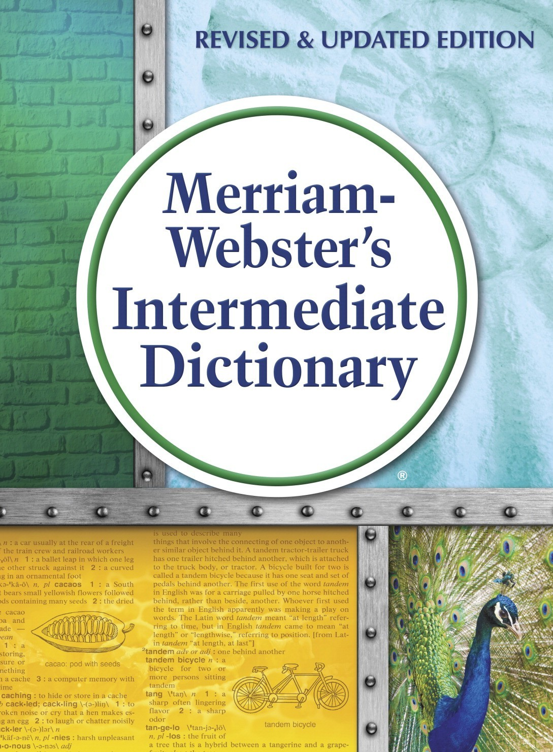 Merriam Webster's Hard Cover Intermediate Dictionary
