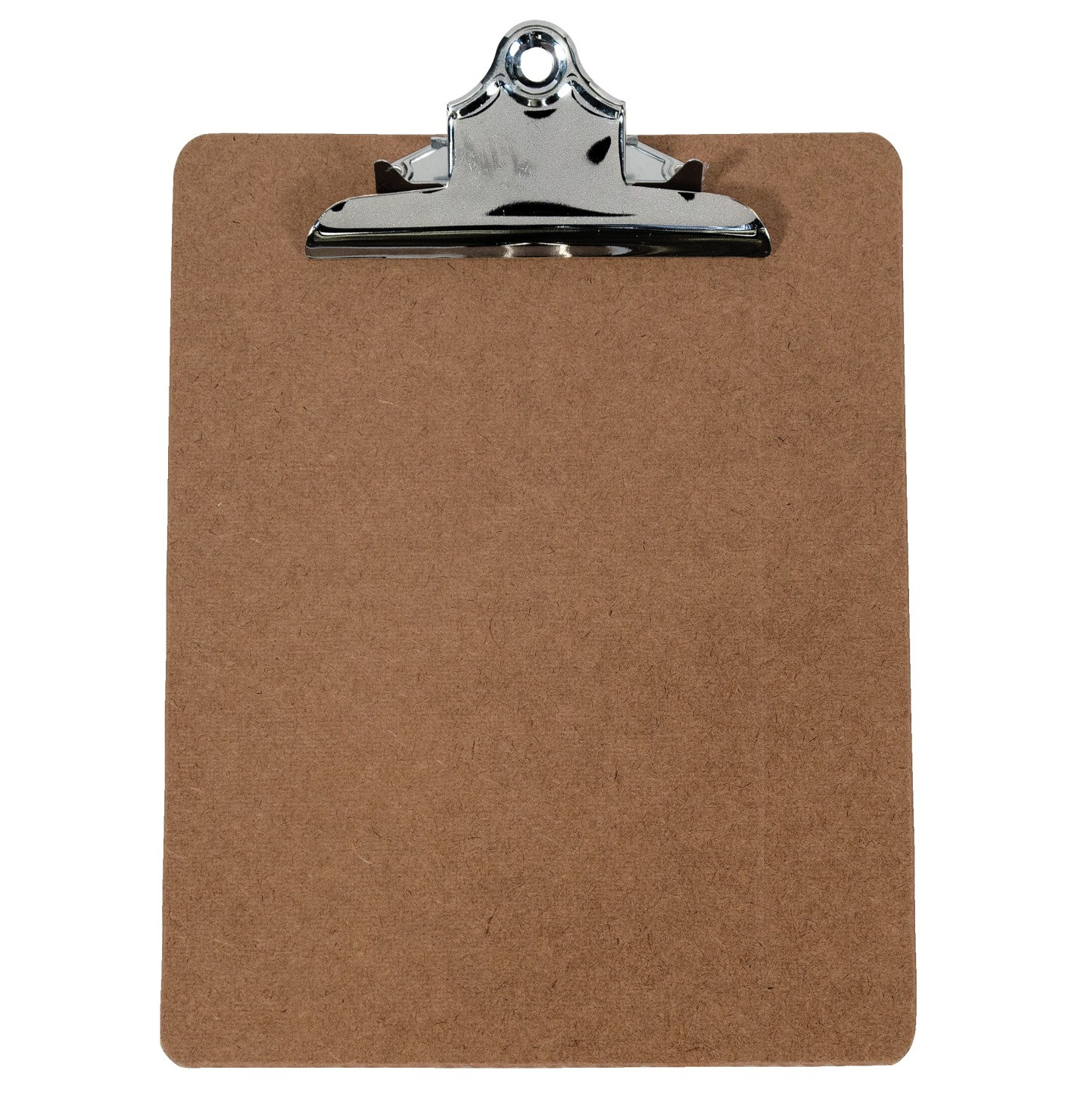 9 X 12-1/2, Clipboard, Letter Size, Brown