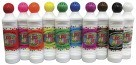 Crafty Dab Kids Tempera Paints, Assorted - 10/Set