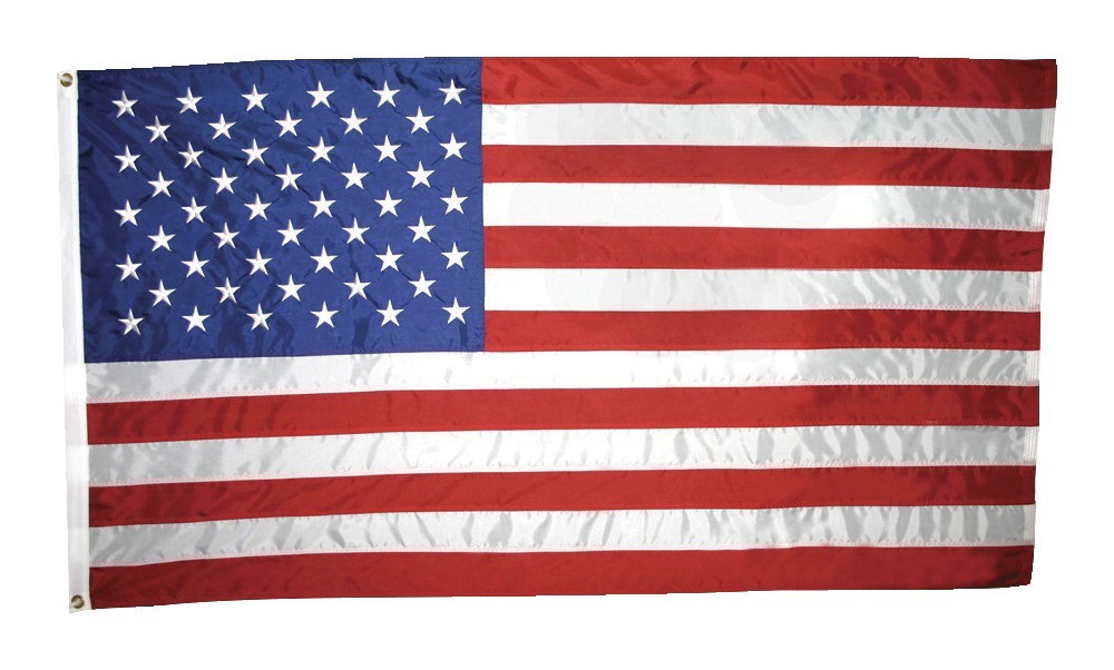 3' X 5' U.S. Flag, Polyester