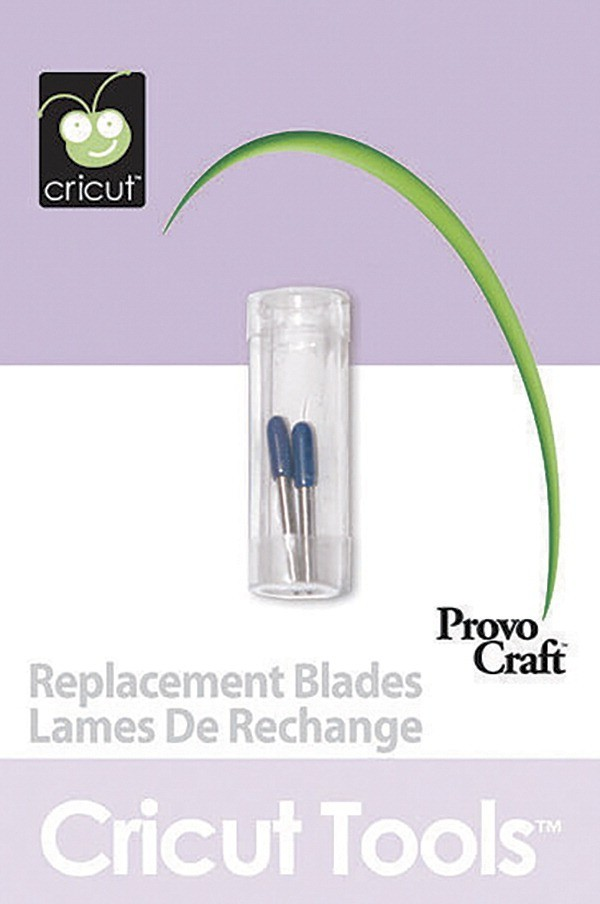 Cricut Replacement Blade - 2/Pkg