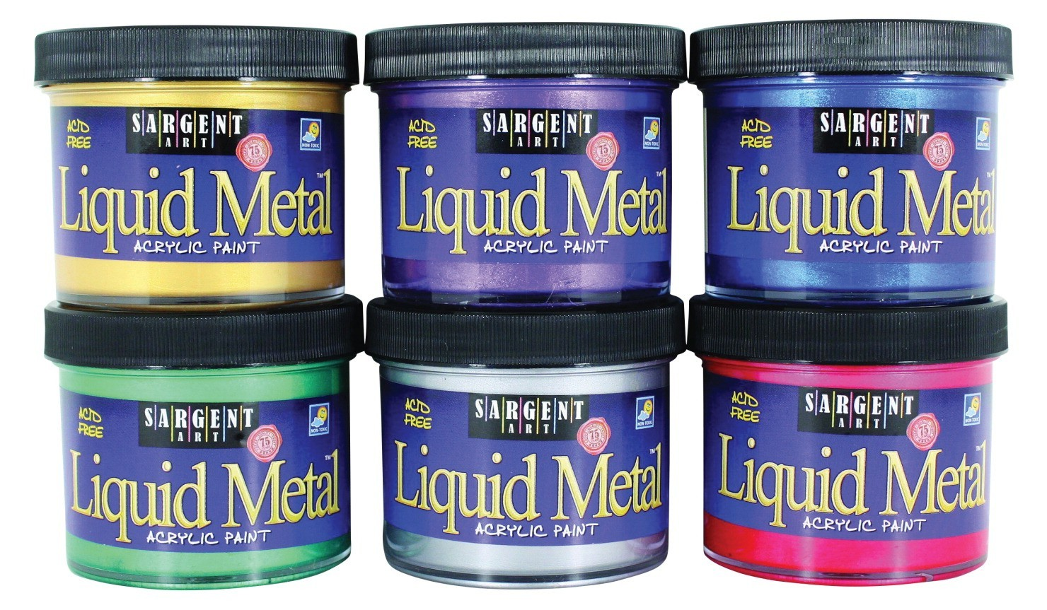 Sargent Art Liquid Metals 9409187-705