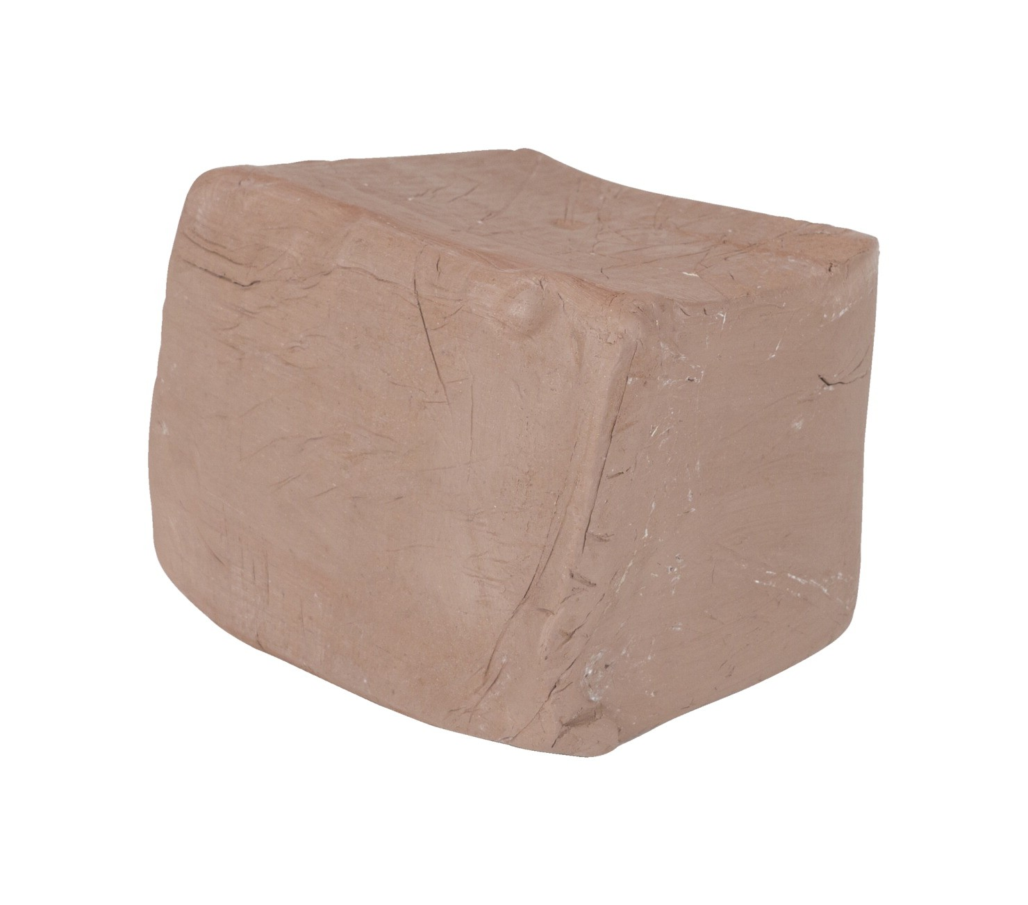 Amaco Low Fire Earthenware Clay - 50 Lbs - Brown Stone
