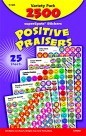 SuperSpots Positive Praisers Sticker Variety Pack - 2500/Pkg