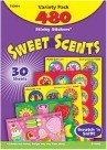 Stinky Stickers Sweet Scents Variety Pack - 480/Set
