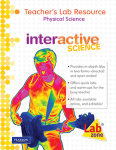 Interactive Science Physical Science Teachers edition 9780133210132