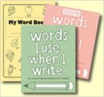 Words I Use When I Write Books - 9780838860434