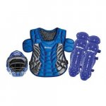 MacGregor Girls Catchers Gear Set, Chest and leg protectors and Helmet
