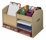 Birch Tabletop Writing Center - (Lakeshore Learning JJ926)