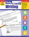 Book Daily 5-Trait Writing Grade 5 - 1463235