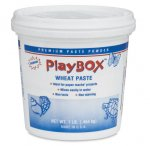 Playbox Wheat Paste - 1lb Bucket - 24007-1001