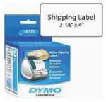 "2-1/8"" X 4"" Labels - Dymo Label Writer - 30323"