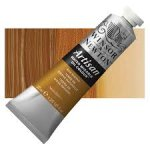 Oil Paint, Winsor & Newton Artisan, Water Mixable, 200 ml Tube - Raw Sienna