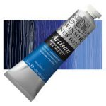 Oil Paint, Winsor & Newton Artisan, Water Mixable, 37 ml Tube - French Ultramarine