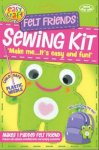 Felt Friends Frog Sewing Kit (group) WA34370H