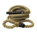 "1-1/2"" Climbing Rope, Knotted End - 20'"
