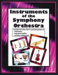 Instruments of the Symphony Orchestra Poster Pack - 530615