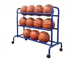 Portable Metal Ball Cart - 1299955