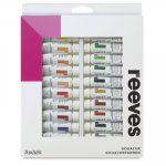 Reeves Gouache Set - 24 Assorted Colors - 00807-1024