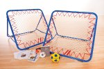 Tchoukball Pack Complete Set, Includes 2 Nets, Ball, Rules, Book, DVD