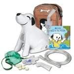 Nebulizer Kit, MABIS Digger Dog Comp Neb - 64022